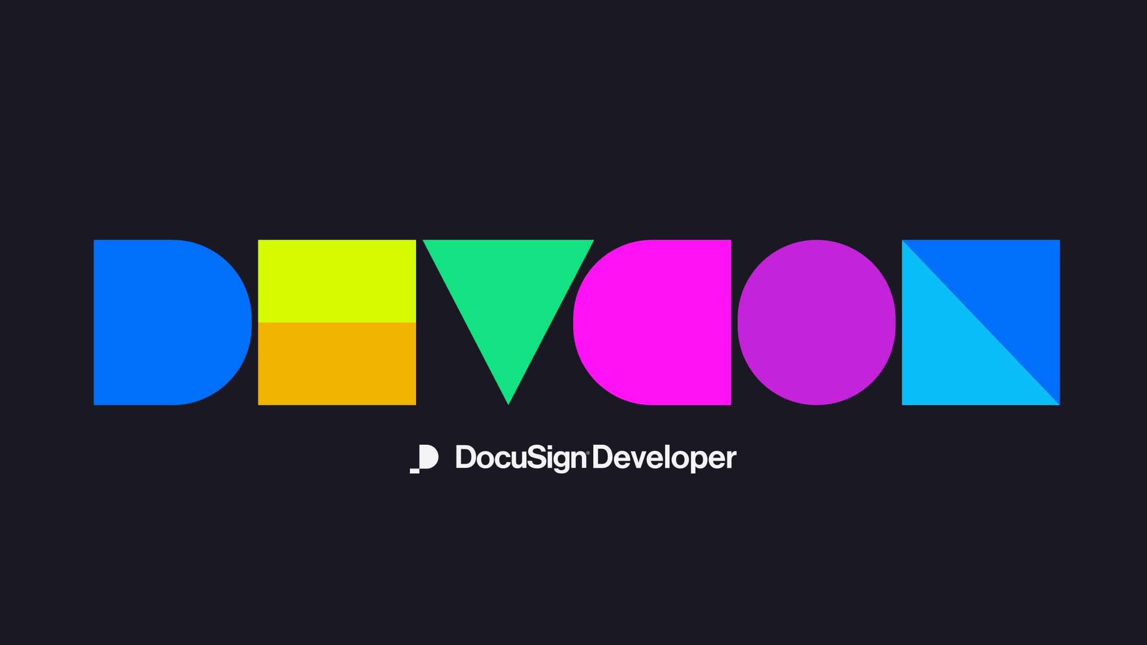 DocuSign Developer Conference